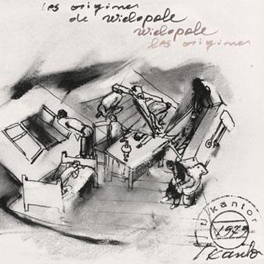 "Exposition : ""Tadeusz Kantor. Les origines de Wielopole, Wielopole les origines"""